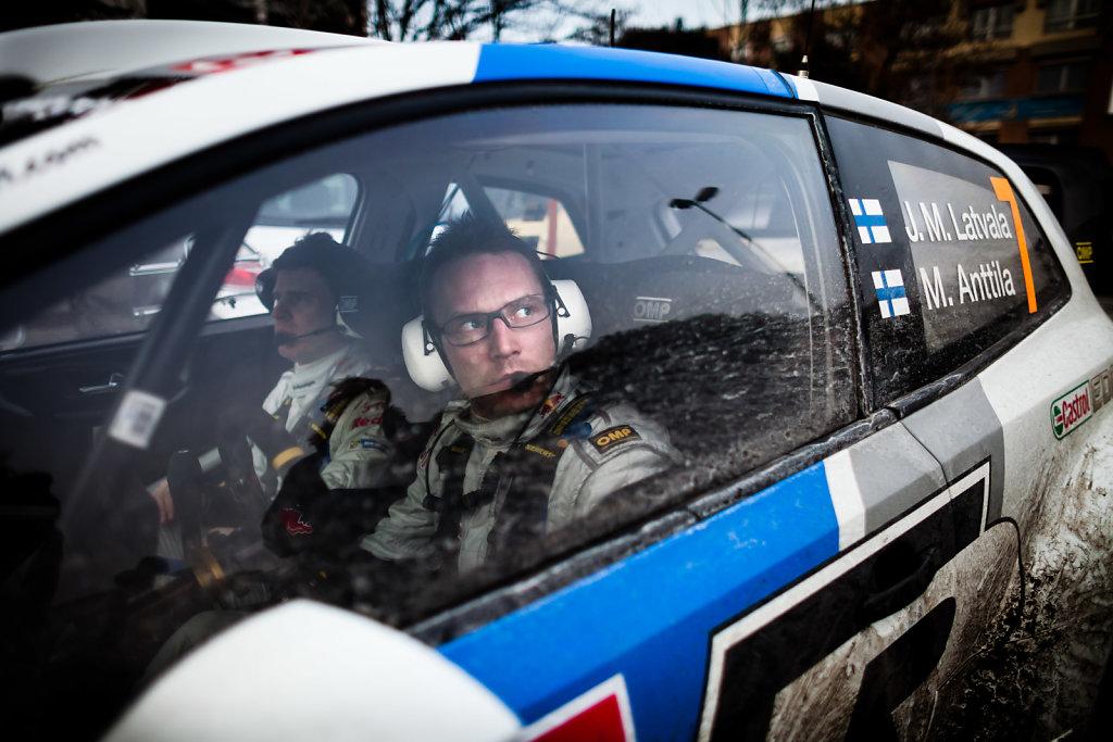 Volkswagen Motorsport: Rallye Monte Carlo 2013