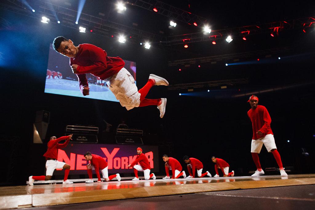 Battle of the Year 2015 - Inoffizielle Weltmeisterschaft im Breakdance