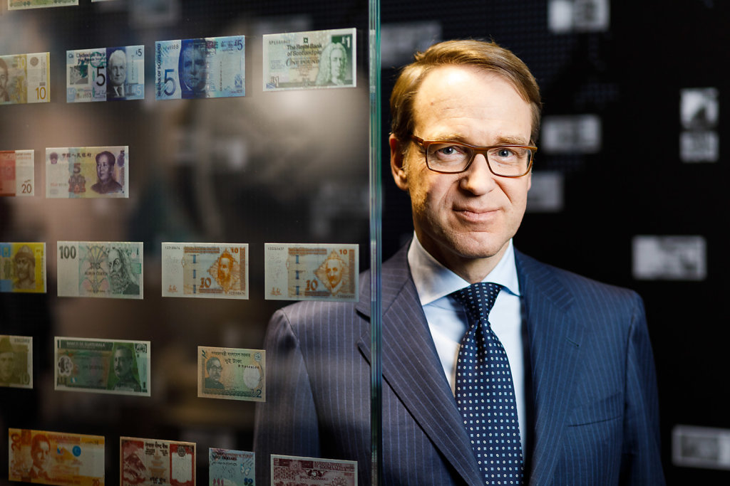 Bundesbank-Praesident