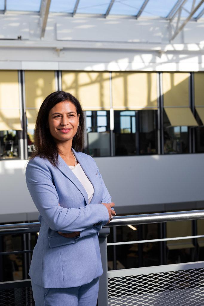 Nanda Bergstein, Director Corporate Responsibility, Tchibo