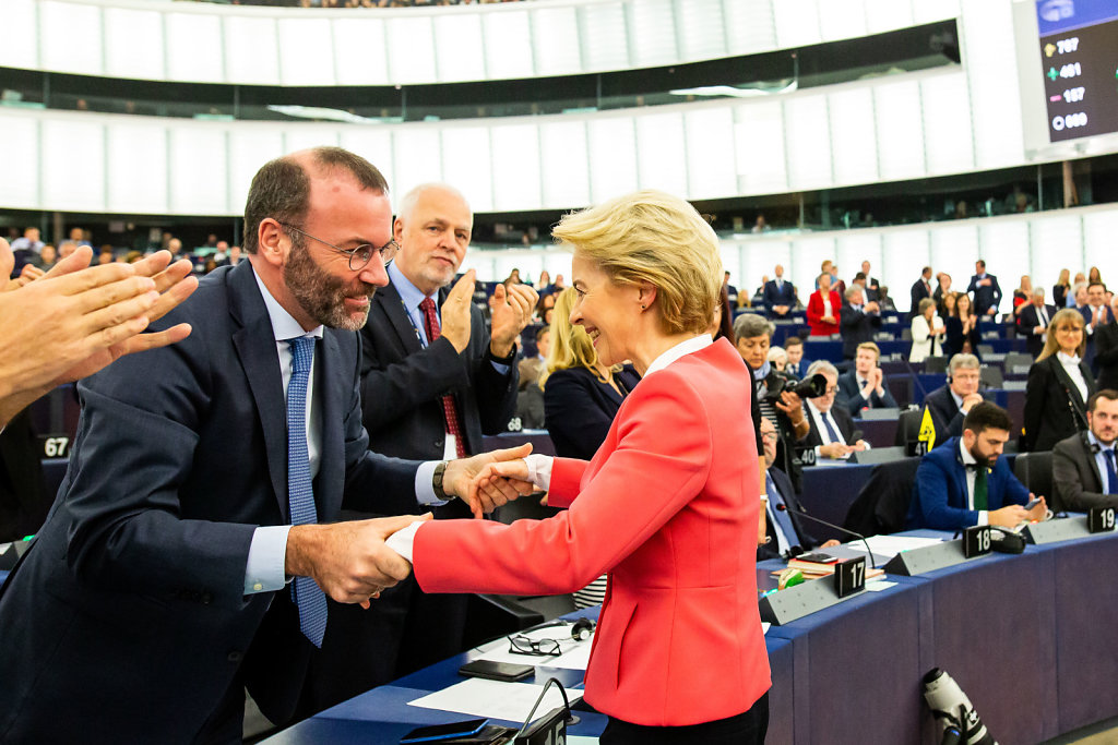 Plenarsitzung Europäisches Parlament