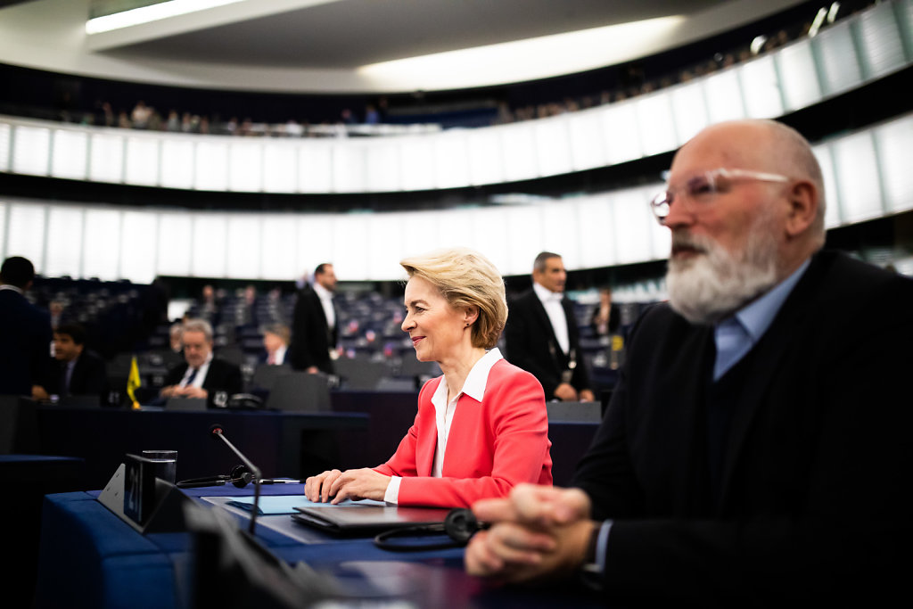 Plenarsitzung Europäisches Parlaments